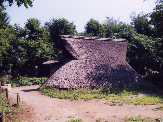 遺跡庭園・縄文の村