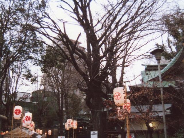 小野照崎神社(下谷七福神コース沿い)