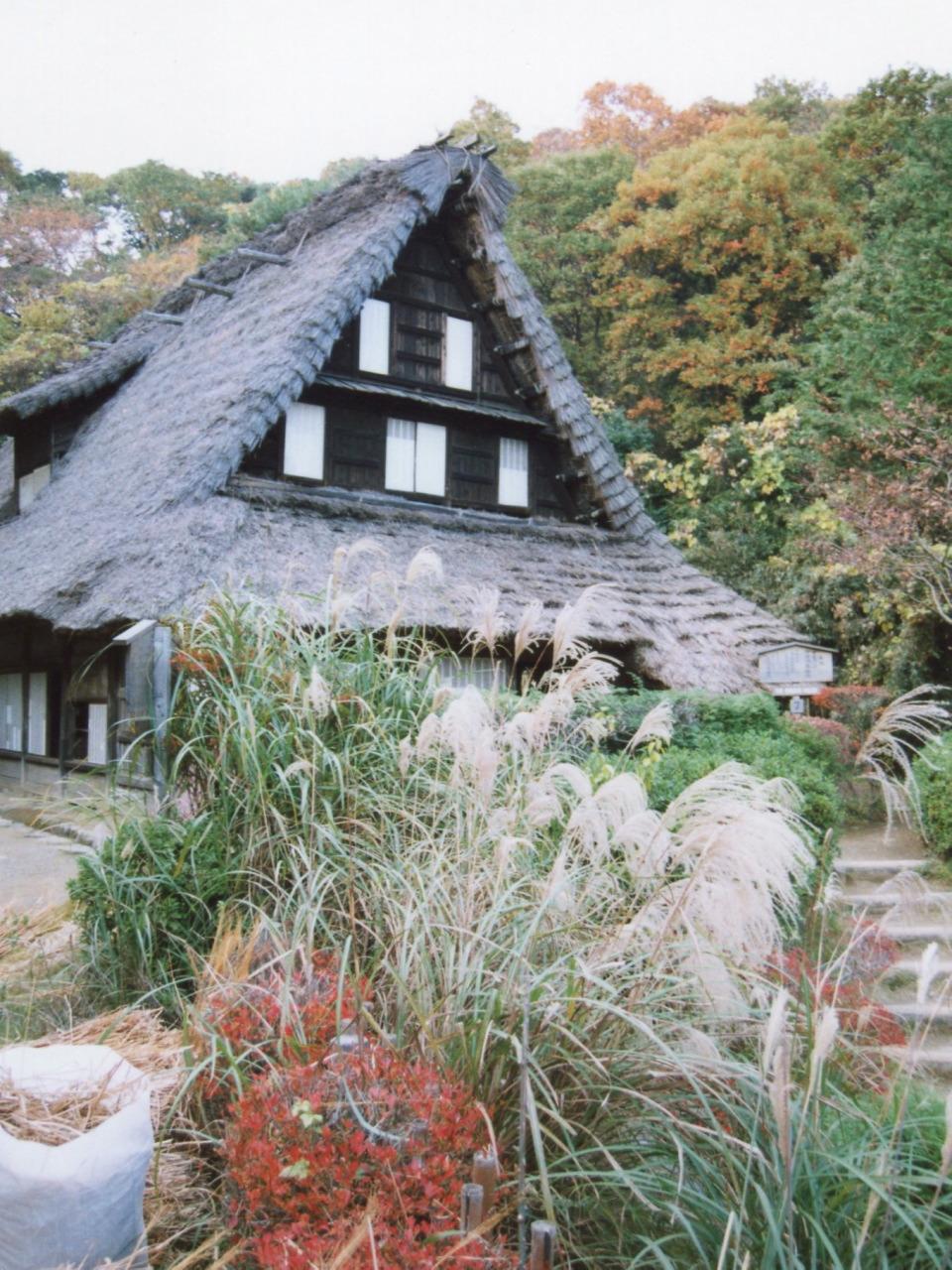 川崎市立日本民家園