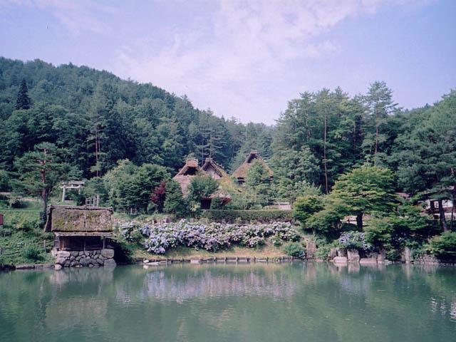 飛騨民俗村 飛騨の里