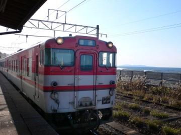 JR羽越本線