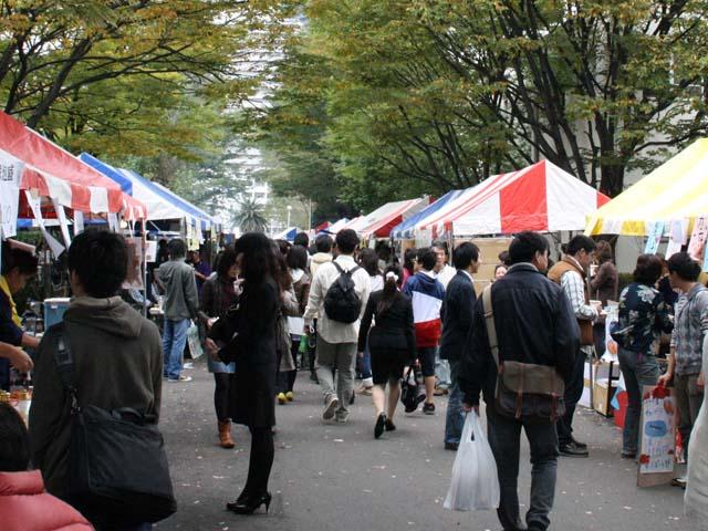 東京海洋大学海鷹祭