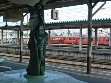 JR境線米子駅