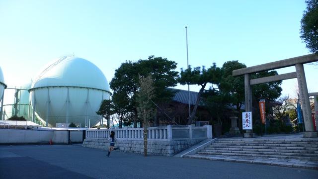 浅草名所七福神/石浜神社