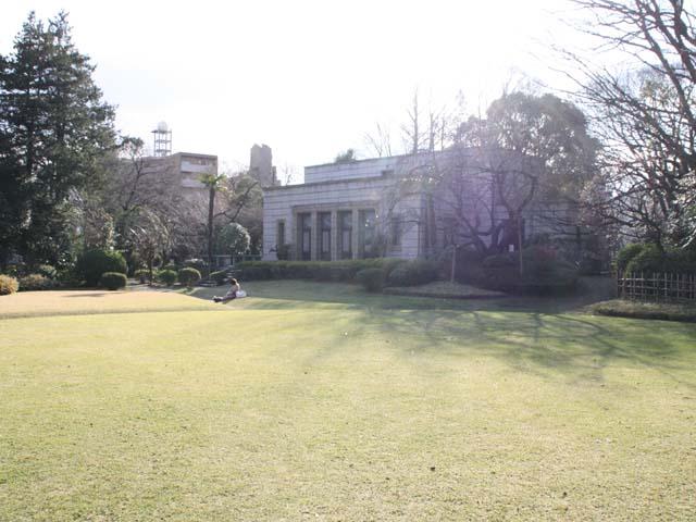 飛鳥山公園・旧渋沢庭園