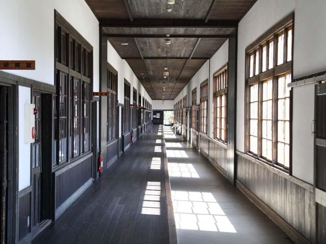 109m廊下@宇和米博物館