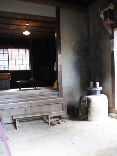 旧吉田家貸家住宅@浦安市郷土博物館