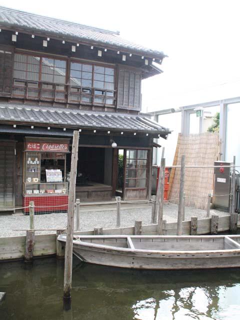 旧本澤家住宅@浦安市郷土博物館