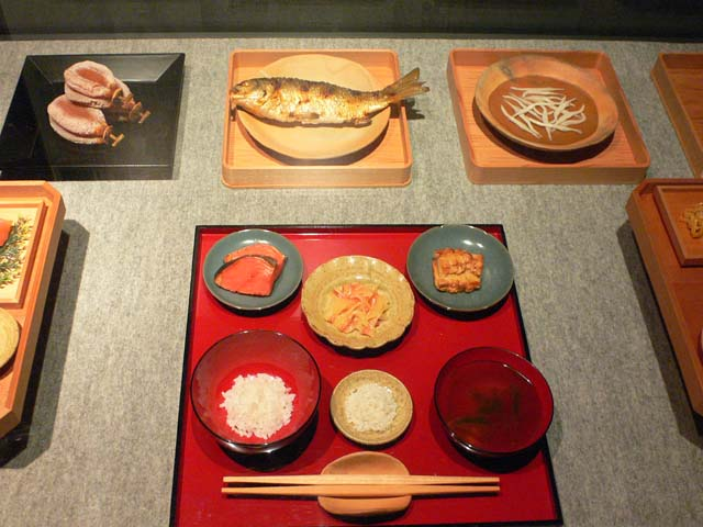 岐阜市歴史博物館「信長の料理」