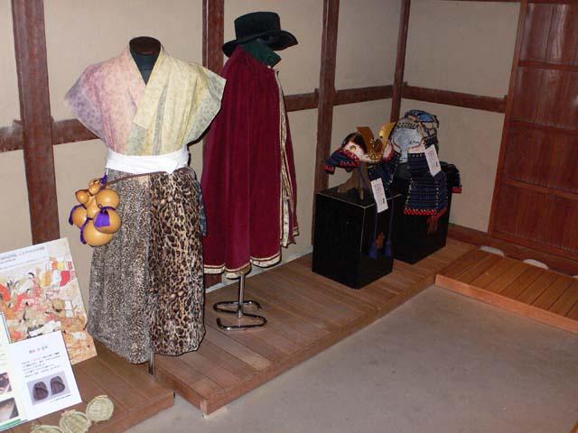 岐阜市歴史博物館「衣装体験」
