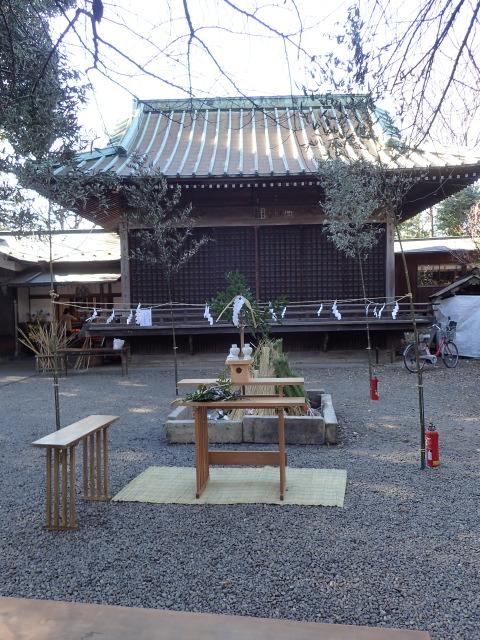 ときわ台天祖神社
