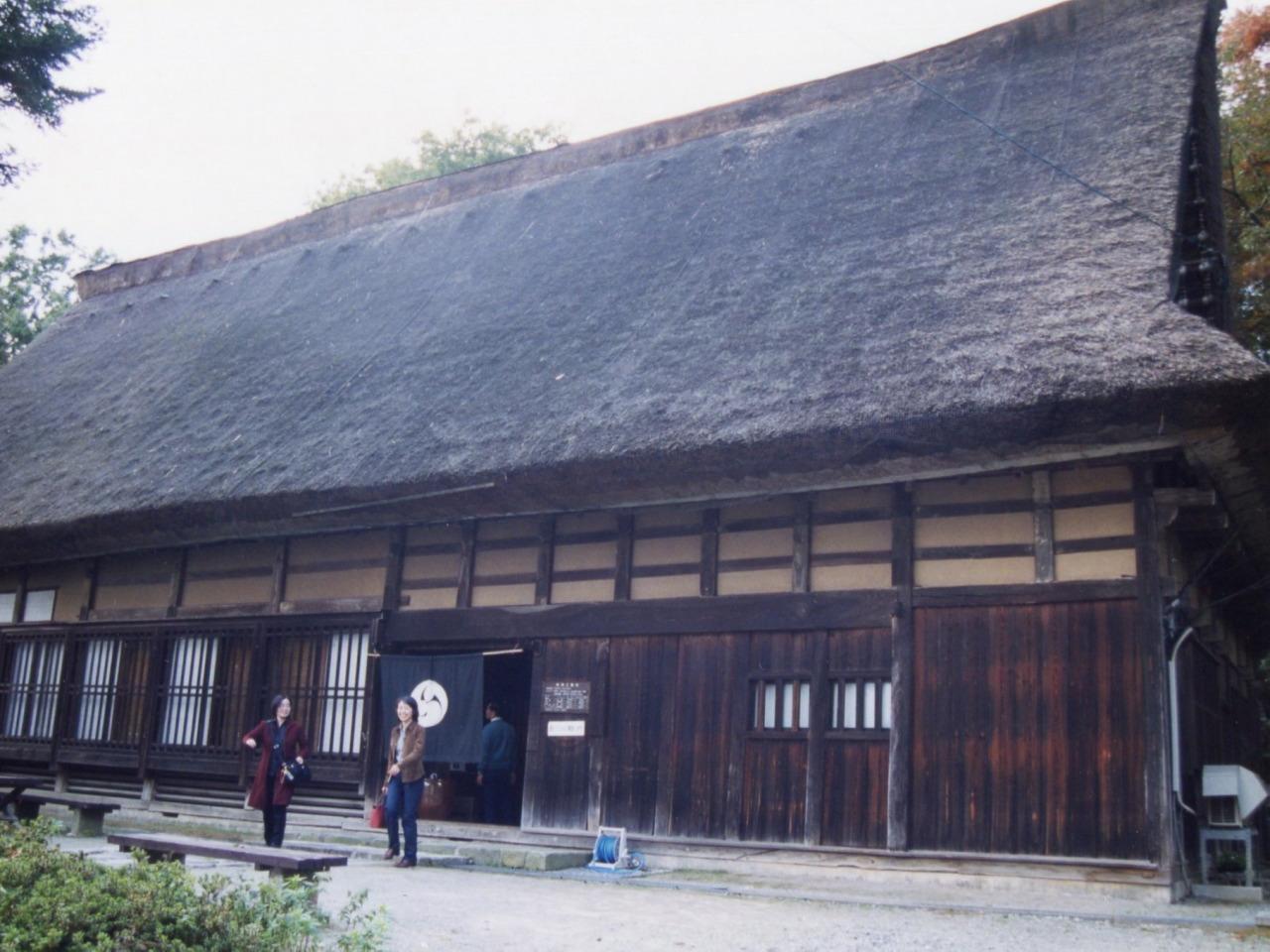 富山市民俗民芸村