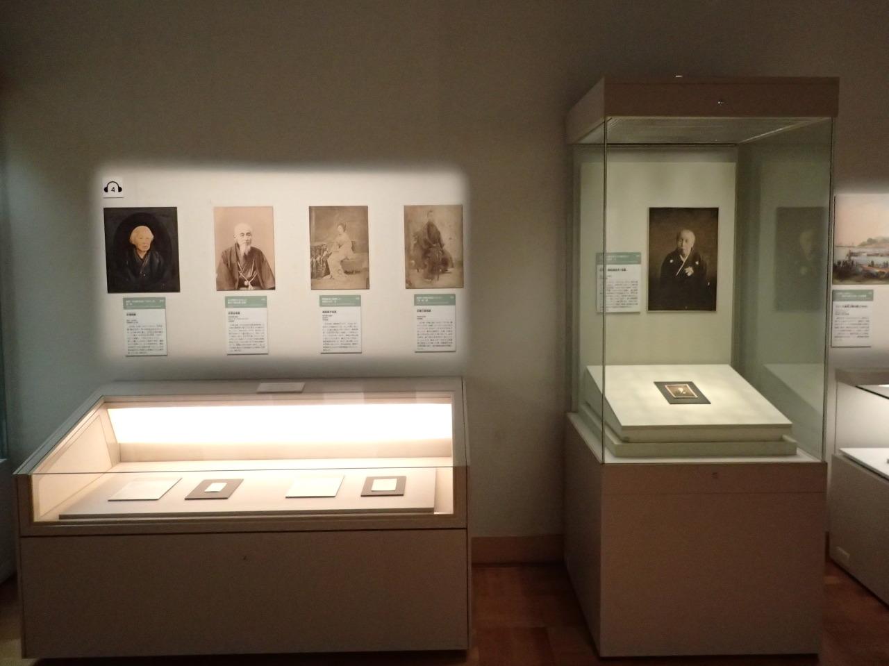 杉文とその兄弟の写真。写真はいずれも明治〜大正時代に撮影された