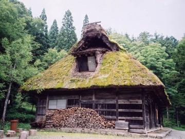 八月一日家@飛騨民俗村