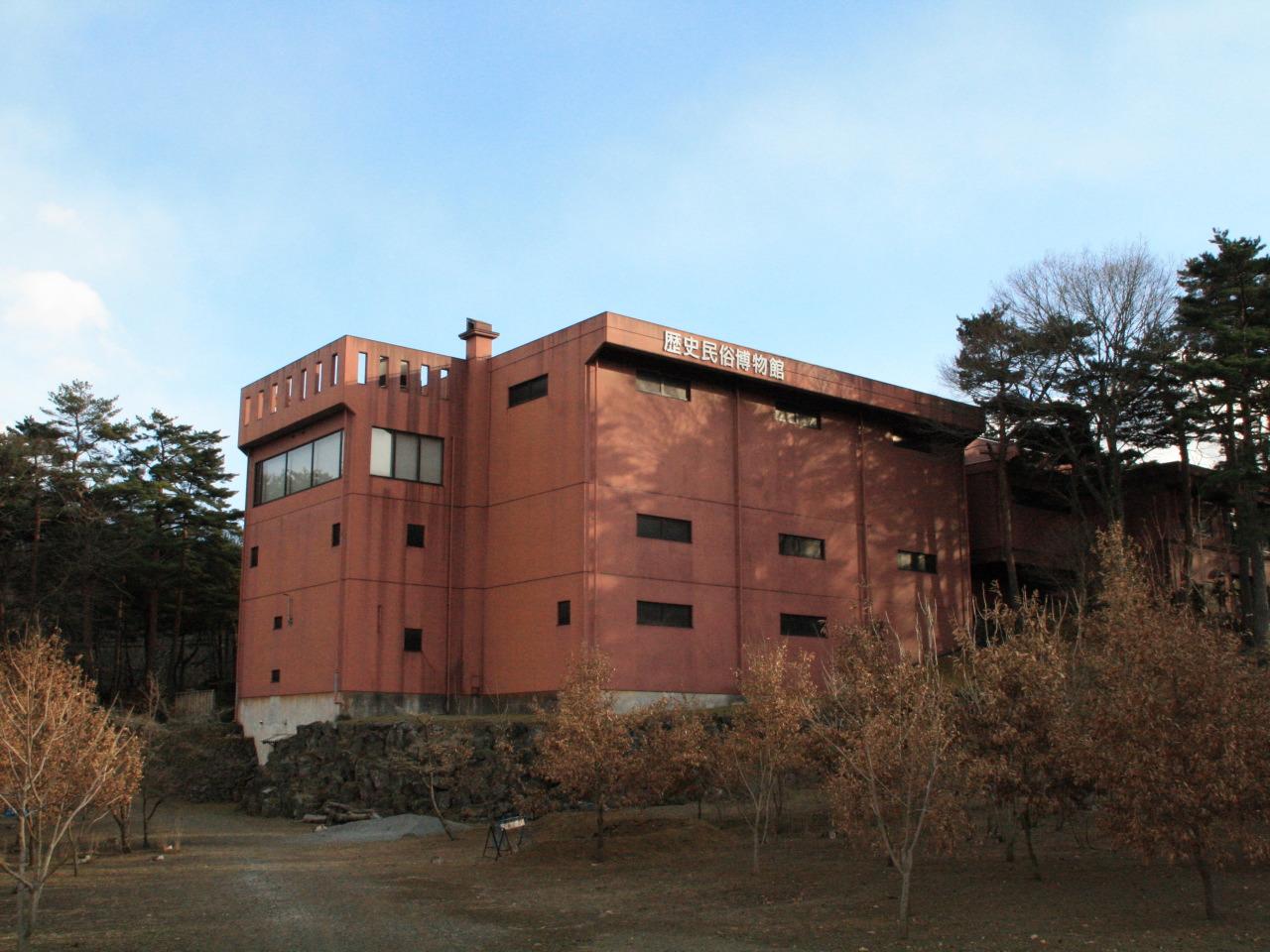 ふじさんミュージアム(富士吉田市歴史民俗博物館)