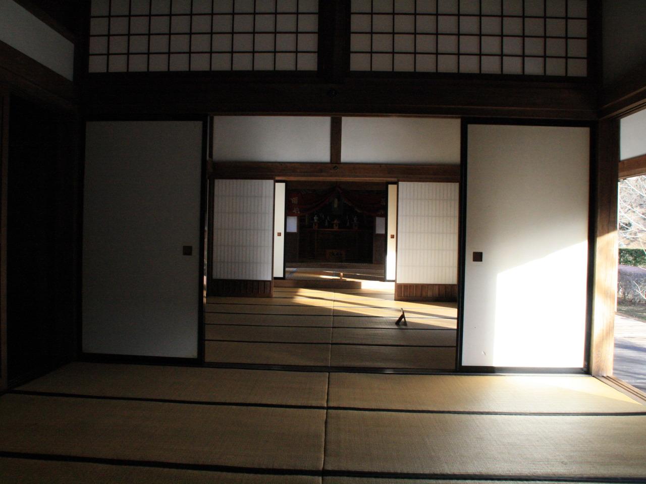 富士吉田市歴史民俗博物館・御師住宅(小佐野家住宅復原)