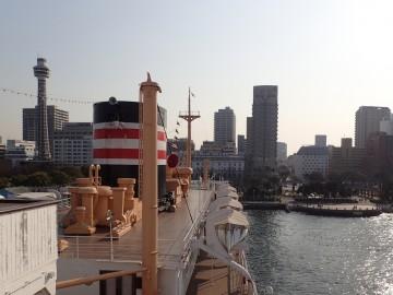 横浜・山下公園