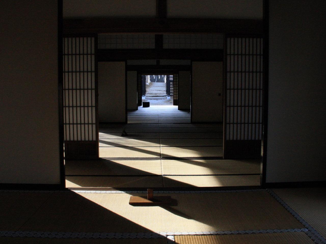 富士吉田市歴史民俗博物館付属施設・小佐野家復原住宅「御師住宅」
