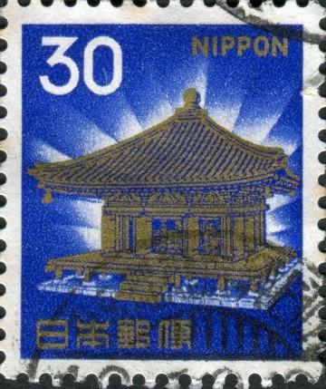 中尊寺金色堂(1968年)