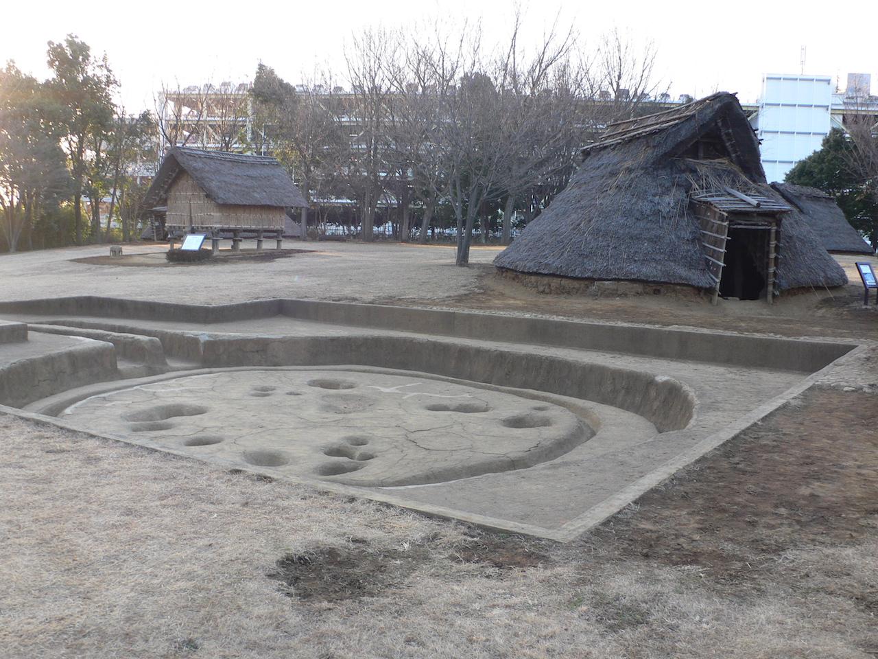 横浜市歴史博物館 大塚・歳勝土遺跡公園