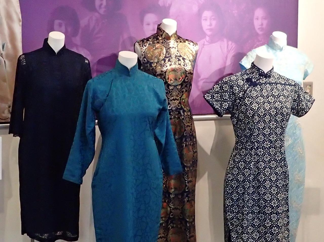 横浜ユーラシア文化館「装いの横浜チャイナタウン—華僑女性の服飾史」展