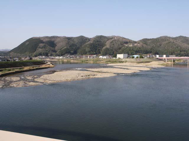 三次市・巴橋・江の川
